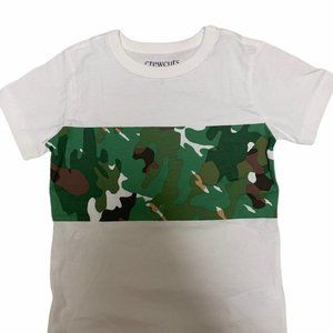 CREWCUTS TODDLER BOY CAMO TEE